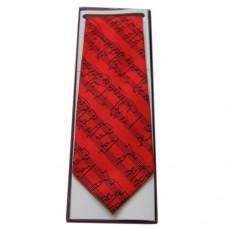 Cravata note muzicale
