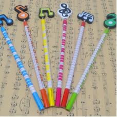 Creion figurine muzicale